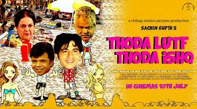 Thoda Lutf Thoda Ishq (2015) 300mb Full Movie Download